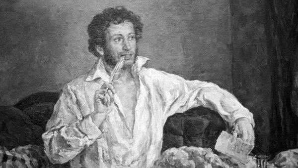 Александр Сергеевич Пушкин 5