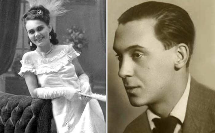 Родители Муслима Магомаева