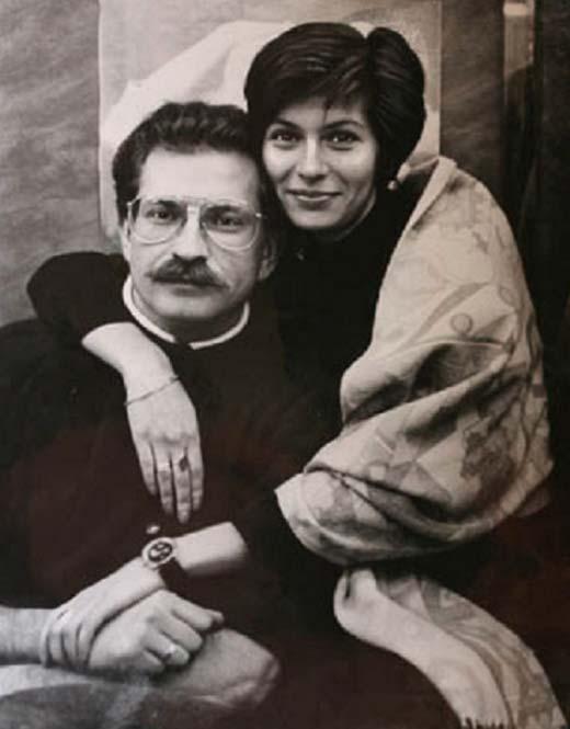 Альбина Назимова и Владислав Листьев 2