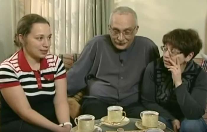 Александр Друзь жена дочери 3