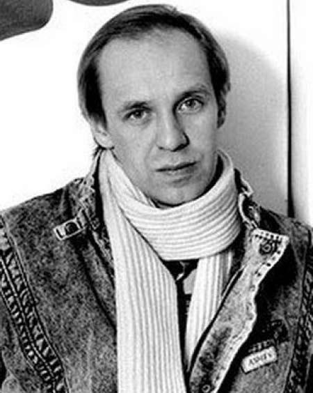 Александр Феклистов в молодости