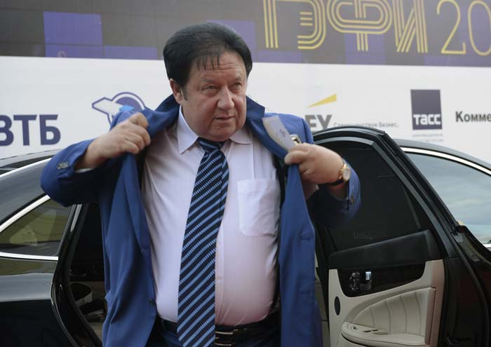 Александр Митрошенков 2