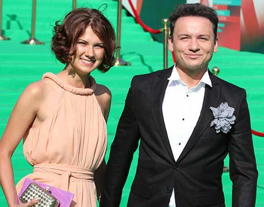 Александр Олешко и Ольга Белова