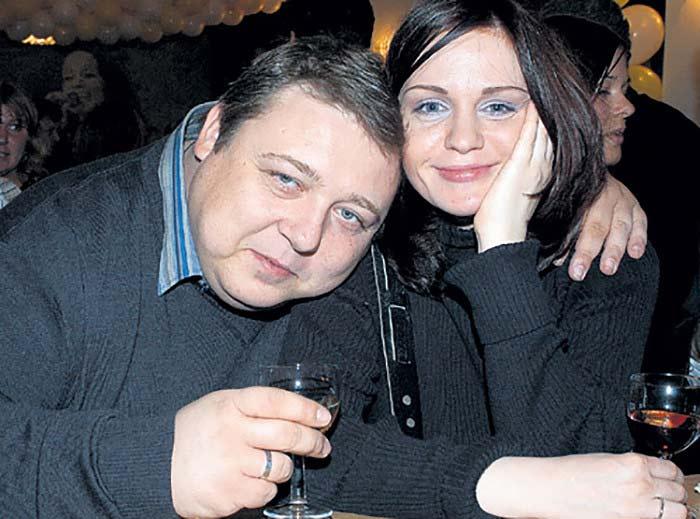 Александр Семчев и Людмила Воронова
