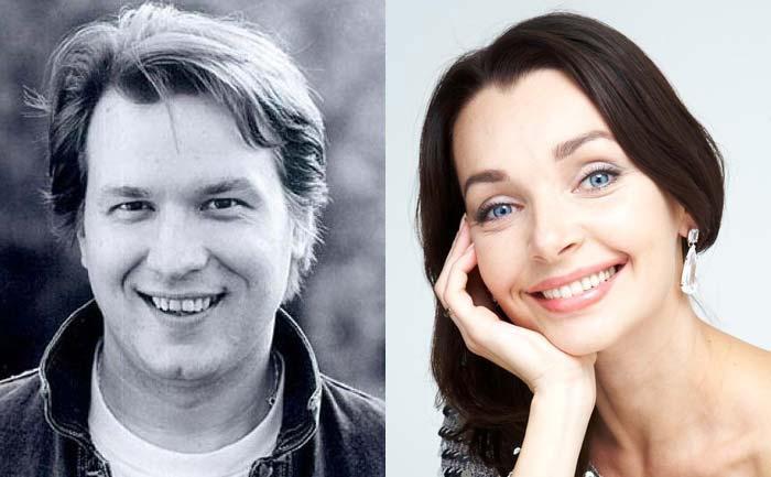 Александр Вершинин и Наталия Антонова