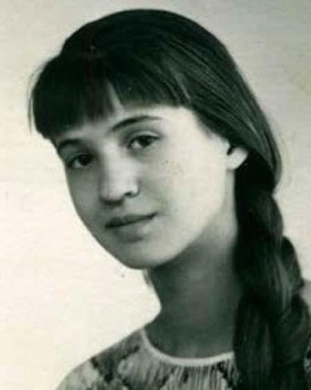 Александра Овчинникова жена Александра Белова