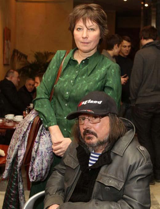 Алексей Балабанов и Надежда Васильева