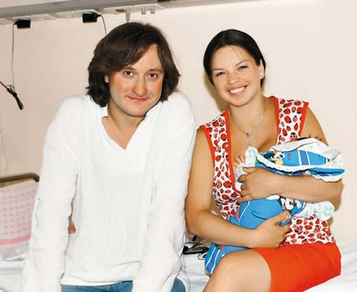 Алиса Гребенщикова и Сергей Дандурян