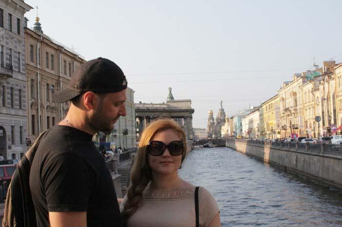 Анастасия Федоркова и Григорий Литвинов 2