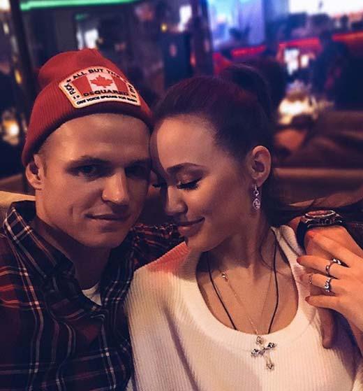 Анастасия Костенко и Дмитрий Тарасов 3