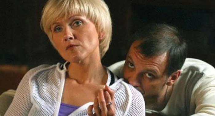 Анастасия Сердюк Точка возврата