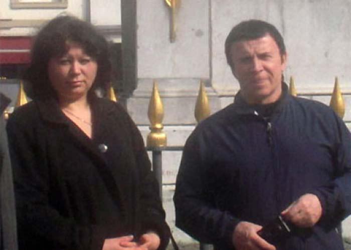 Анатолий Кашпировский и вторая жена Ирина