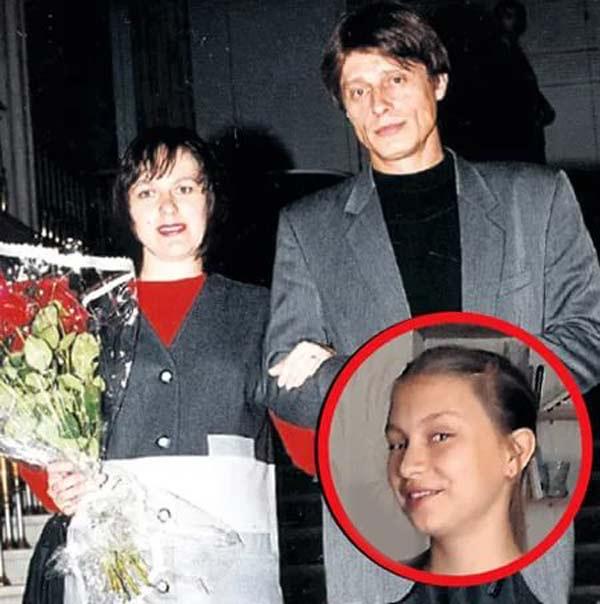 Анатолий Лобоцкий и бывшая жена Наталья