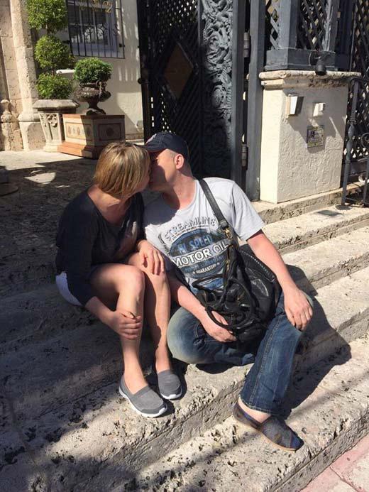 Андрей Данилко и Инна Белоконь 2