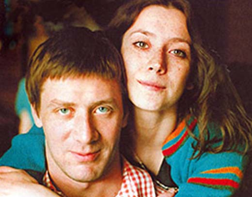 Андрей Краско и Маргарита Звонарёва