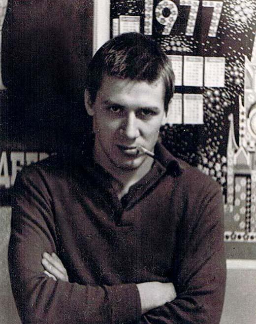 Андрей Краско в молодости