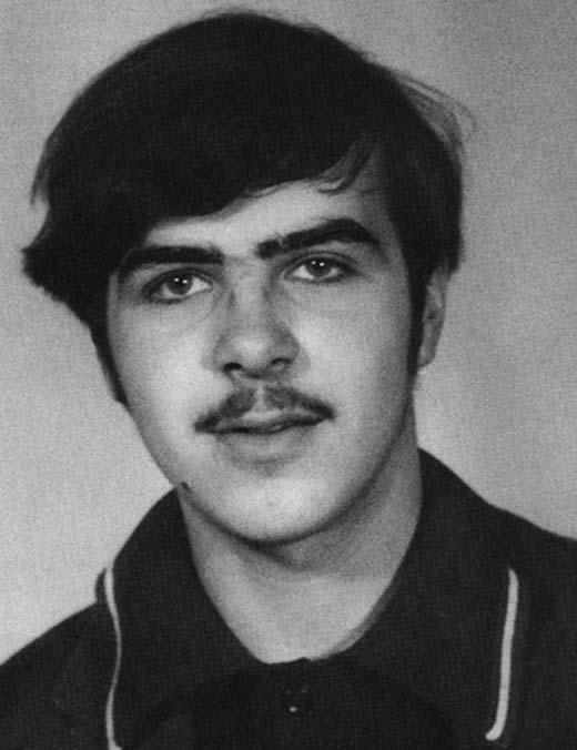 Андрей Ургант в молодости