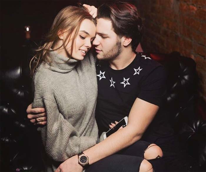 Ангелина Добророднова и Артемий Мухортов