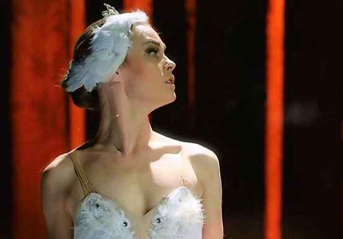 Ангелина Стречина Балерина