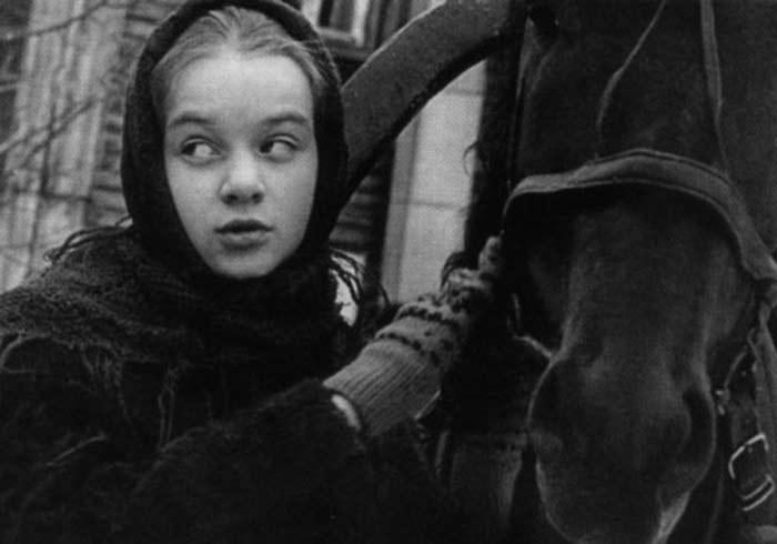 Анна Терехова Радуга зимой