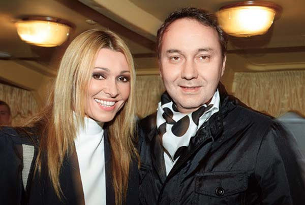 Анжелика Агурбаш и Анатолий Побияхо