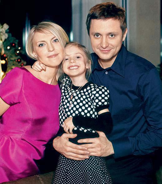 Артём Михалков и бывшая жена Дарья 2