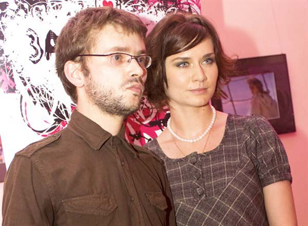 Артём Семакин и Мария Машкова