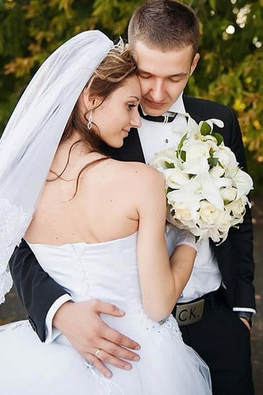 Артем Сучков и жена Лидия