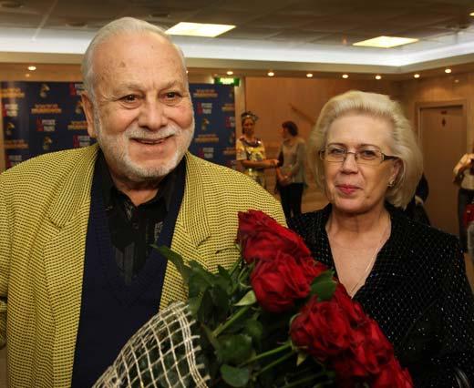 Бедрос Киркоров и Людмила Смирнова 2