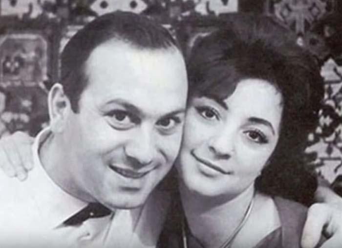 Бедрос Киркоров и Виктория Лихачёва