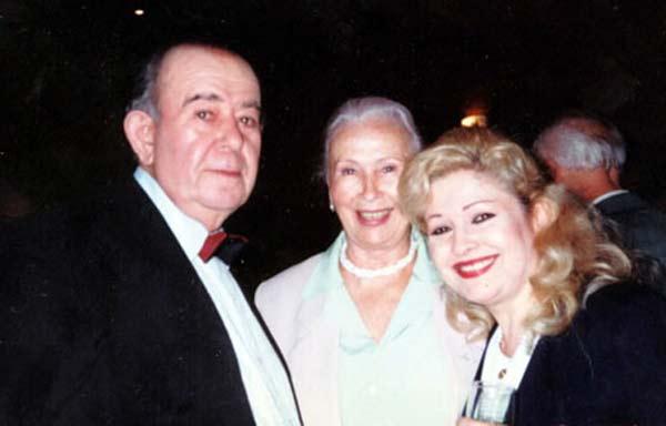 Борис Брунов с женой Марией Васильевной