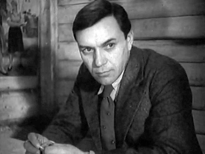 Борис Чирков Учитель
