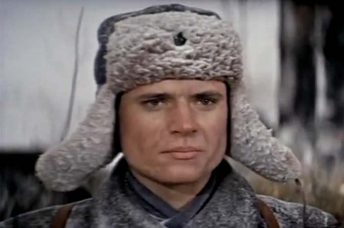 Борис Токарев Горячий снег