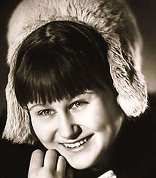 Дарья Донцова в молодости