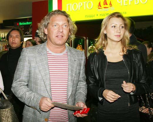 Дарья Дроздовская и Александр Олейников