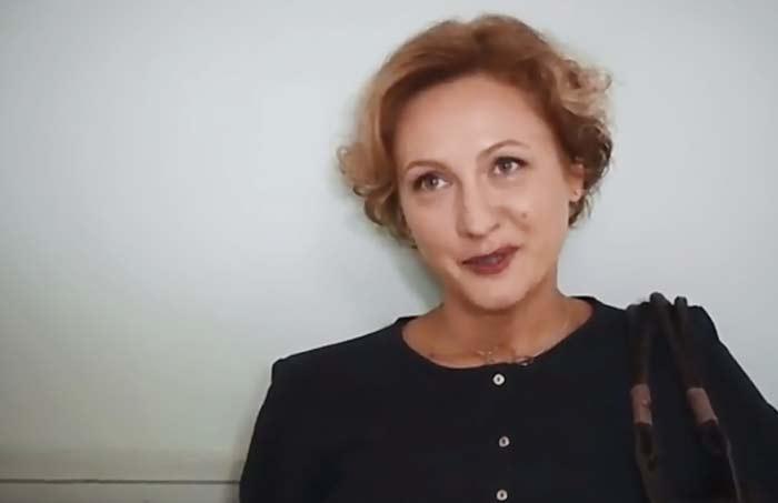 Дарья Дроздовская Неизвестный