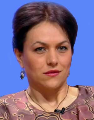 Дарья Хмельницкая