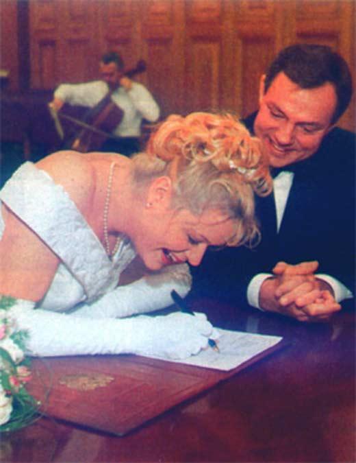 Александр Мохов и Дарья Калмыкова
