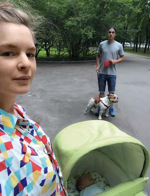 Дарья Урсуляк и Константин Белошапка 2