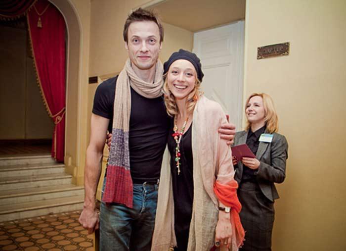 Дарья Волга и Андрей Франчук