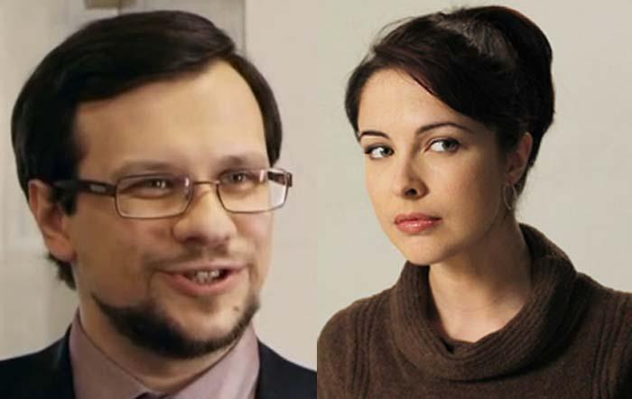 Диана Дезмари и Павел Мальков