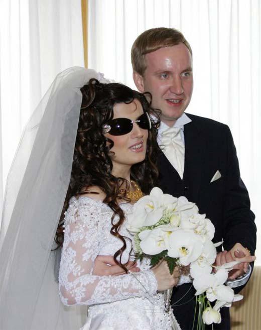 Диана Гурцкая и Петр Кучеренко свадьба