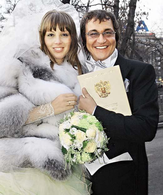свадьба Дмитрия Диброва и Полины Наградовой