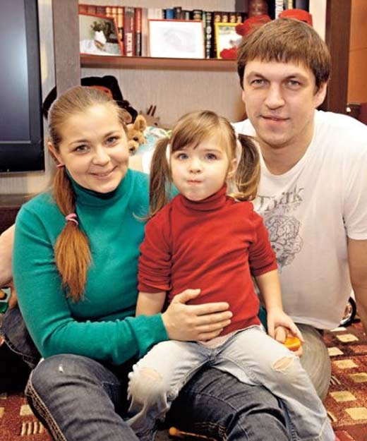 Дмитрий Орлов и Ирина Пегова 2