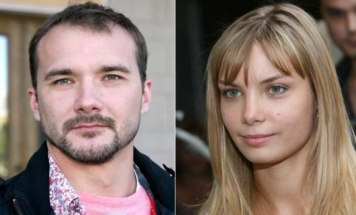 Дмитрий Петрунь и Ольга Арнтгольц