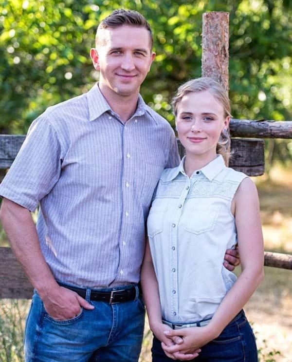 Анна Кошмал и Дмитрий Сова