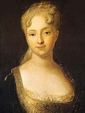 Екатерина Алексеевна Долгорукова