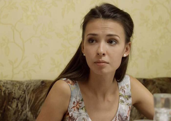 Екатерина Седик Вышибала