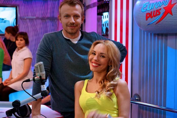 Елена Абитаева и Антон Комолов