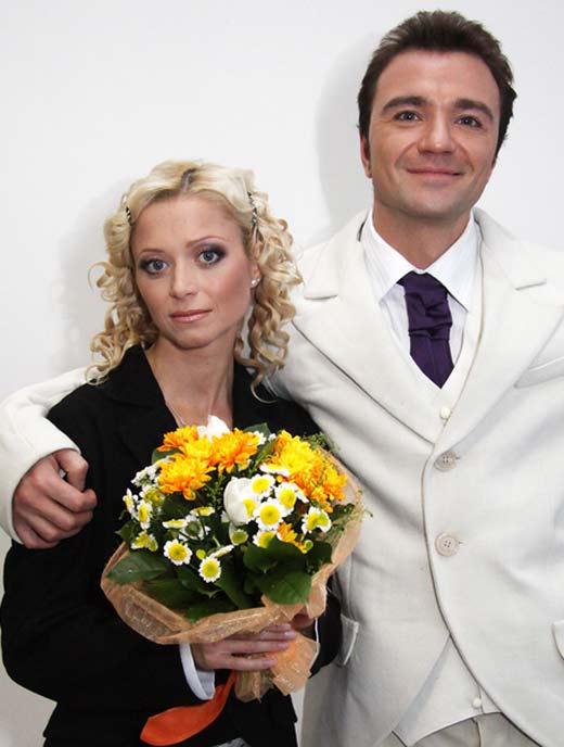 Елена Бережная и Антон Сихарулидзе